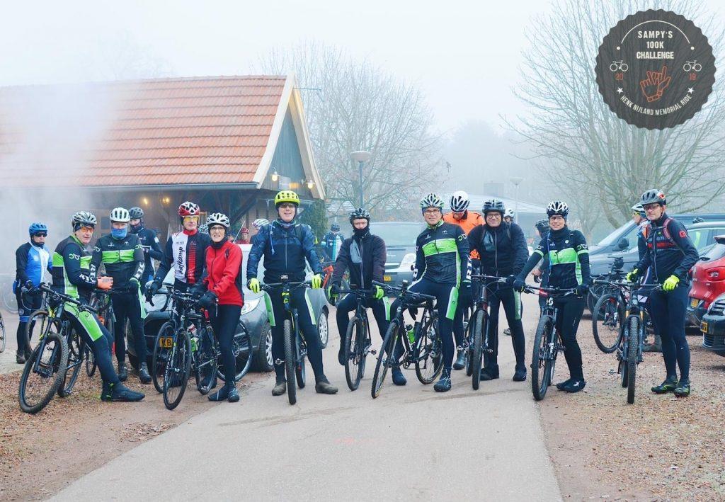 Vele RTC Hengelo-ers aanwezig bij Sampy's Challenge